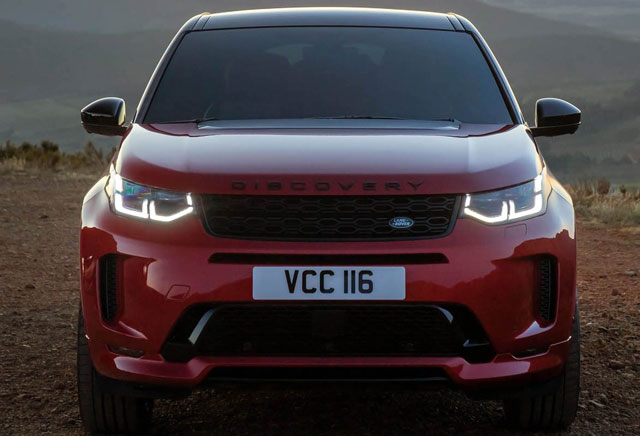 Land Rover modernise le Discovery Sport pour 2020 - ...