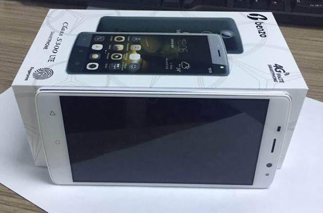 سعر و مواصفات هاتف Benzo Class S300 LTE الجزائري