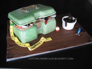 Caillou Birthday Cake Topper