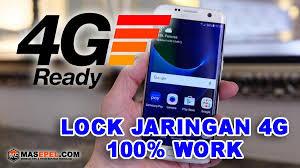 Cara lock jaringan 4G di pegunungan 100% work - Masepel com