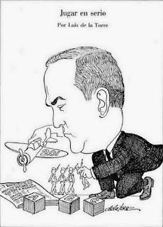 Caricaturas y chistes de la política mexicana.
