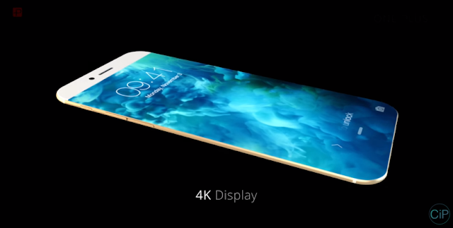 Another new video from YouTube channel ConceptsiPhone has demonstrated the concept of the new iPhone 7 which is really cool and looks pretty standard