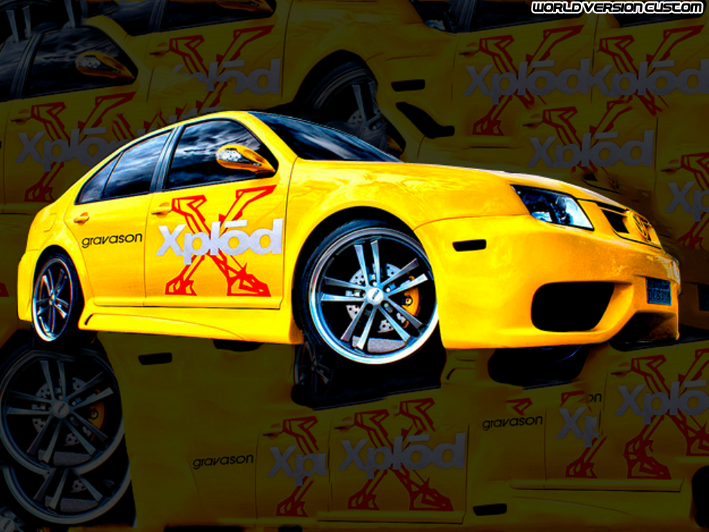 Automotive Car New Designs: Wallpaper - Bora Tuning