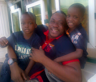 nollywood celebrities children