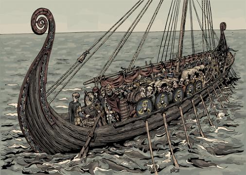 Viking History 834