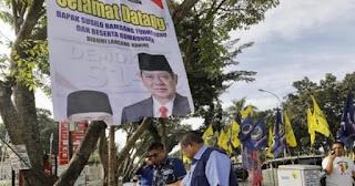 Kapitra Ampera: SBY Tidak Beretika Karena Datang Bersamaan Jokowi ke Pekanbaru
