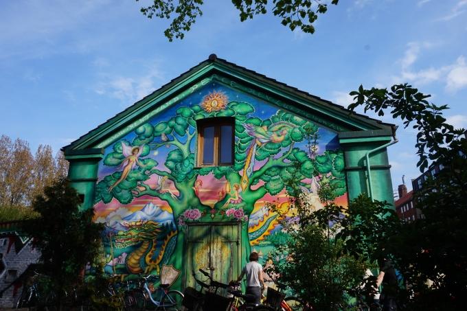 Mitä tehdä Kööpenhaminassa? No, tietenkin käydä Christianiassa!