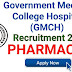 Pharmacist Job at GMCH ( Government Medical College Hospital)