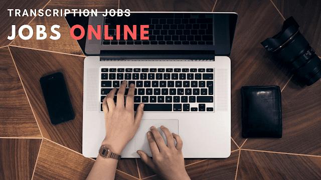 Transcription Jobs Online