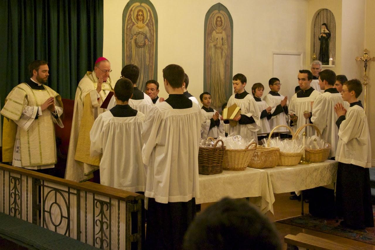Candlemas at Mater Ecclesiae, Berlin, NJ | Catholic News Live