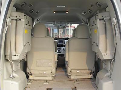 Interior Bagasi Toyota NAV1