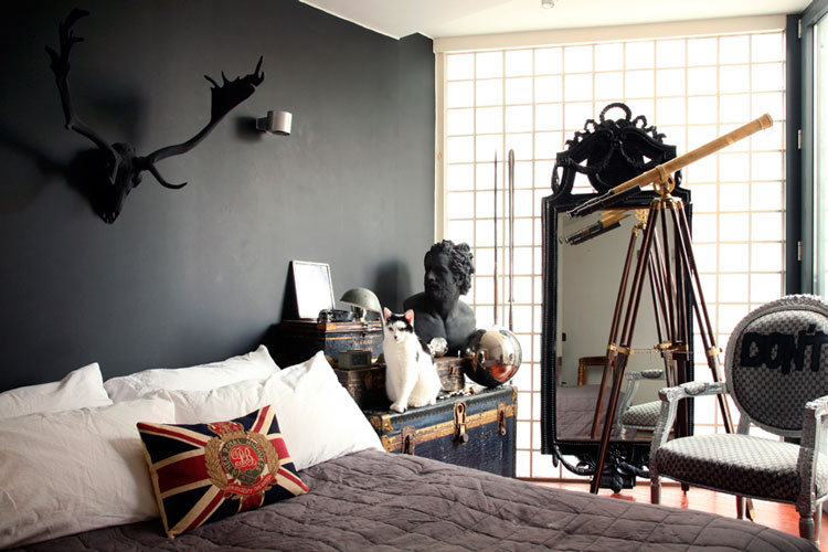 Modern Decor Inspiration: Katarina Malmstrom Brown