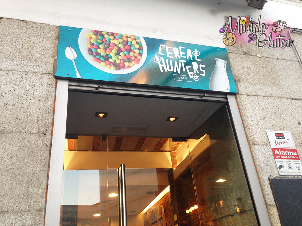 Cereal Hunters Cafe