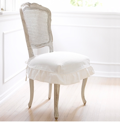 shabby chic darcy chair
