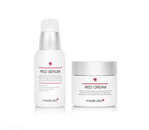 Red Line Serum & Cream Set