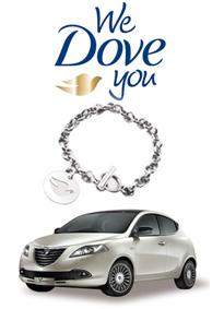 Logo Concorso ''We Dove You'' : vinci una Lancia Ypsilon