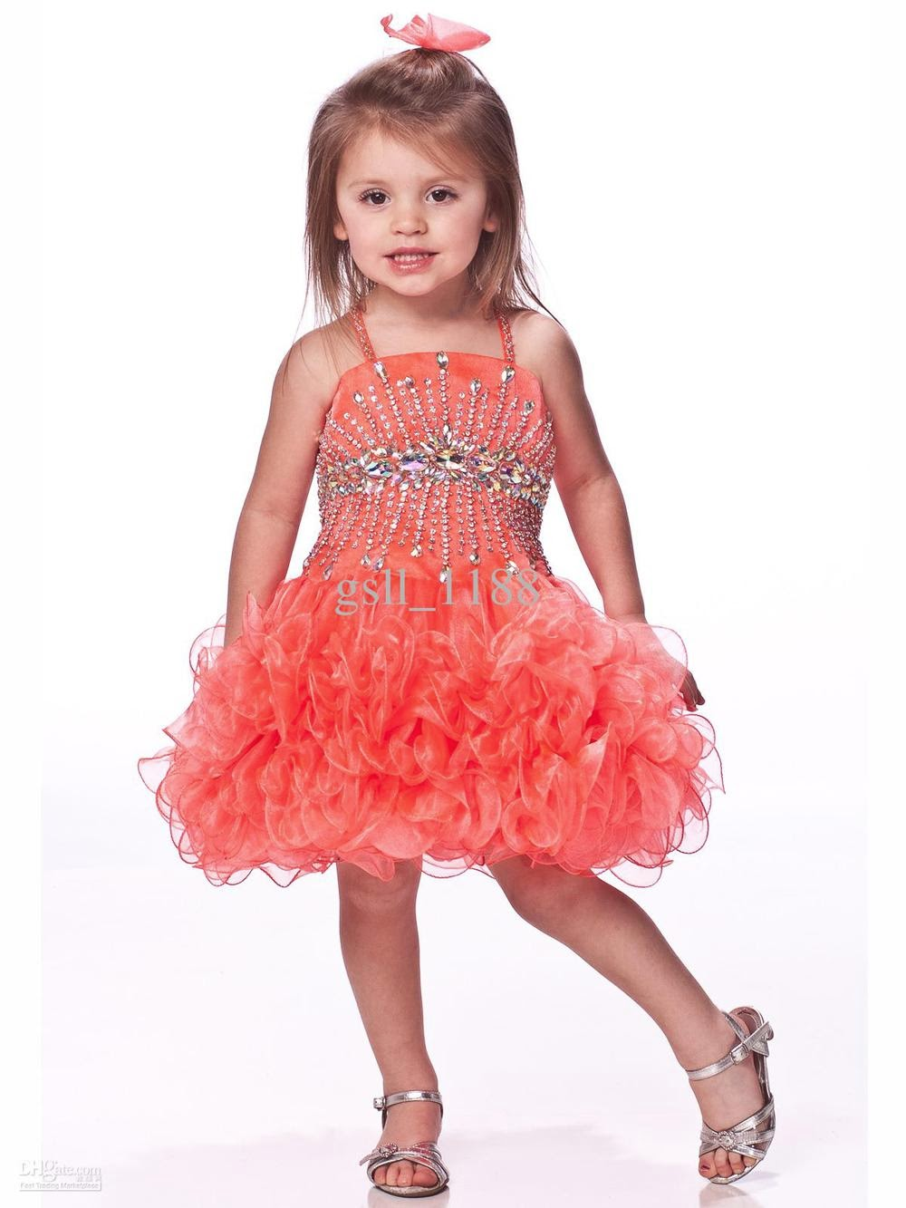 Birthday Dress For Kid Girl