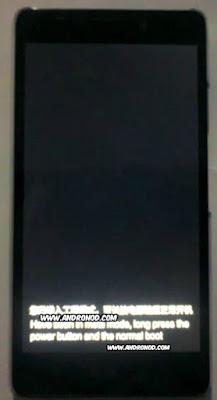 Masuk meta mode Lenovo A7000