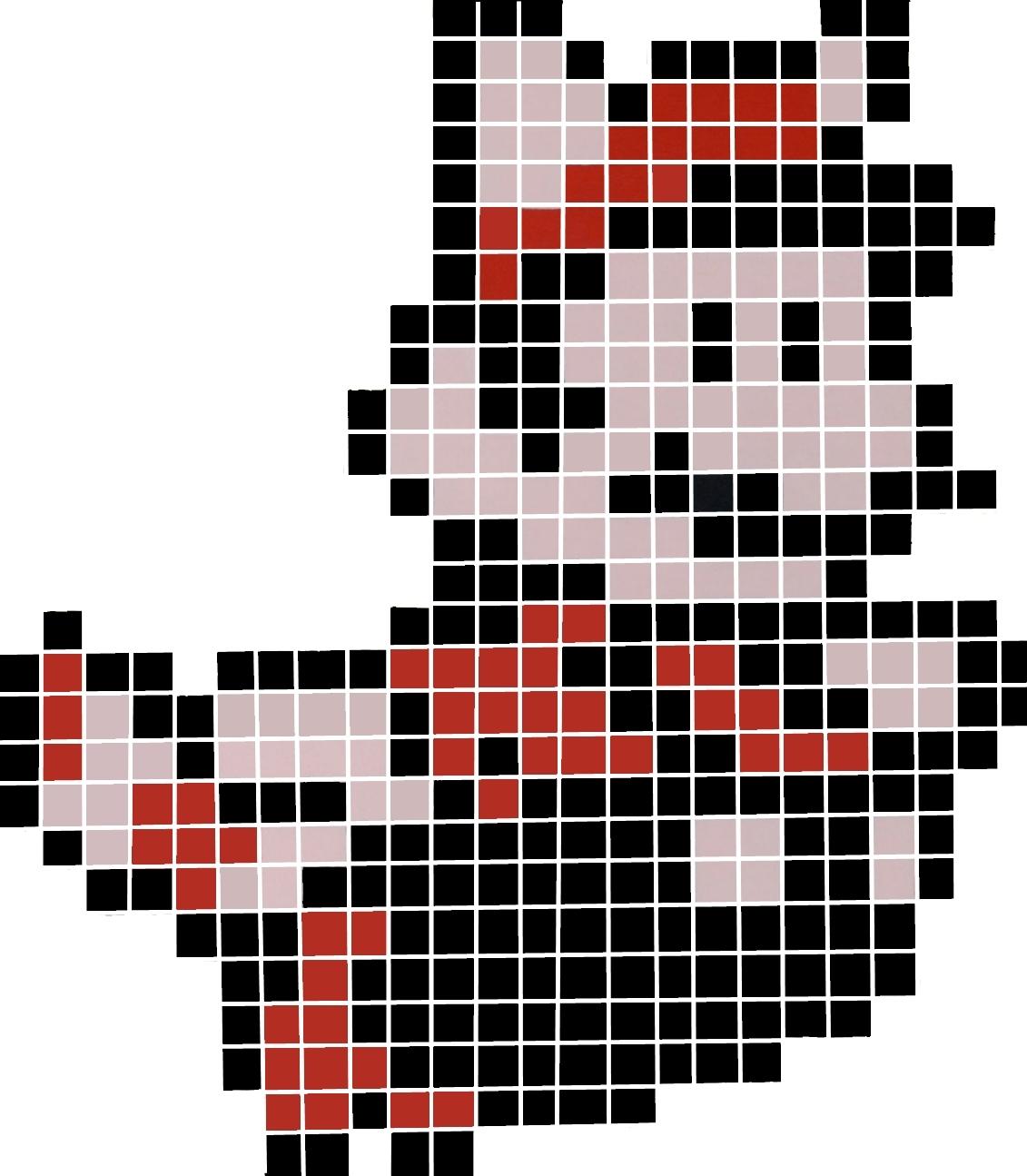 Super Mario 3 Pixel Art
