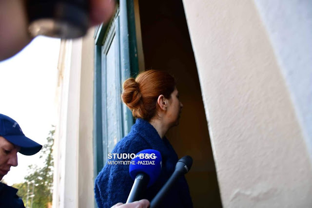 Καταθέτει σήμερα η Αγγελική Νικολούλη στη δίκη της «χήρας της Κοιλάδας» στο Ναύπλιο