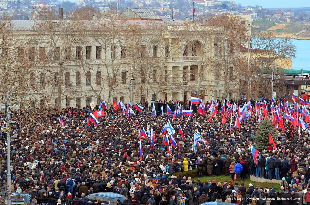 «Восстание в Севастополе». События 23 февраля 2014 года были предсказаны еще в 2008 году