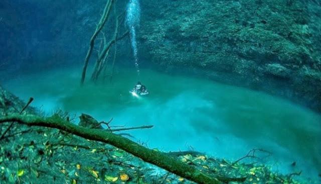Enam Fenomena Alam Berikut Sulit Dipercaya Keberadaannya