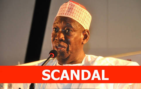 Dollar Bribe: Ganduje To Appear Before Kano Assembly