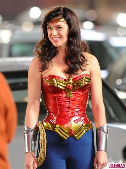 Wonder Woman Of The Day Adrianne Palicki