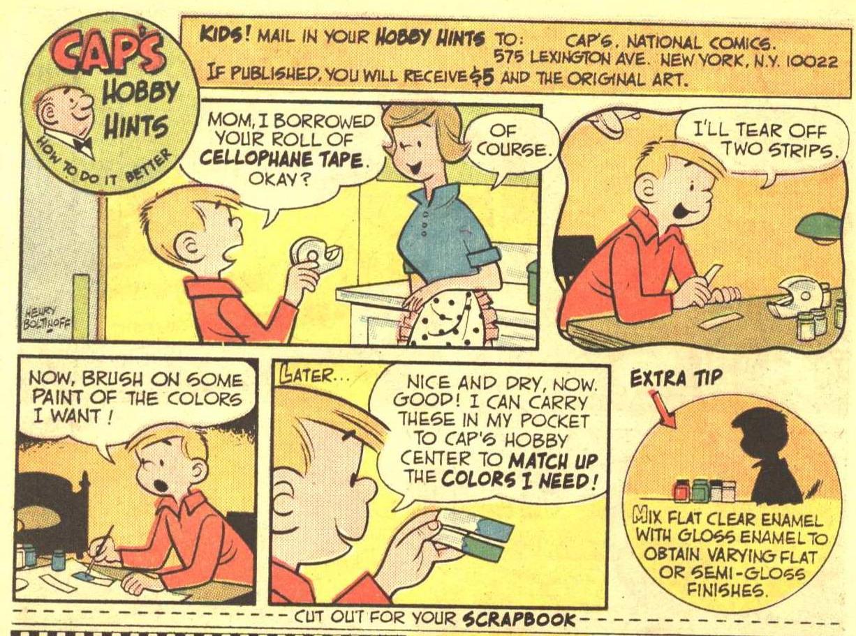 All above hocus focus comic strip right!