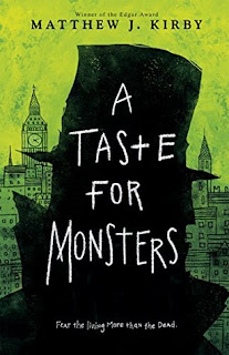 Cover of A Taste for Monsters