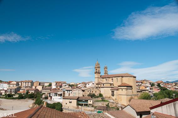 Elciego en La Rioja alavesa