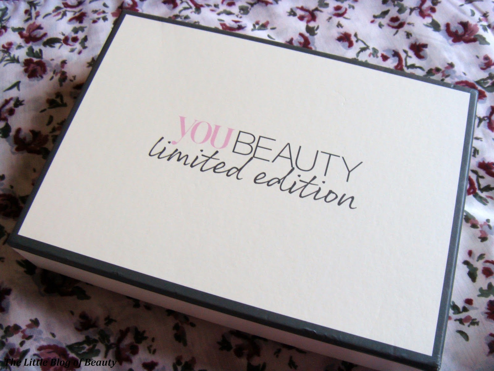Guest post // You Beauty Limited Edition Balance Me Box