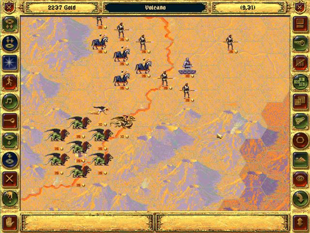 Flyers Army | Fantasy General Screenshot
