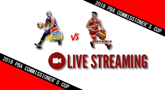 Livestream List: Magnolia vs Phoenix May 06, 2018 PBA Commissioner's Cup