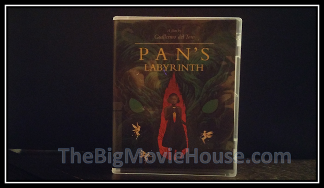 Pan's Labyrinth blu-ray from Criterion