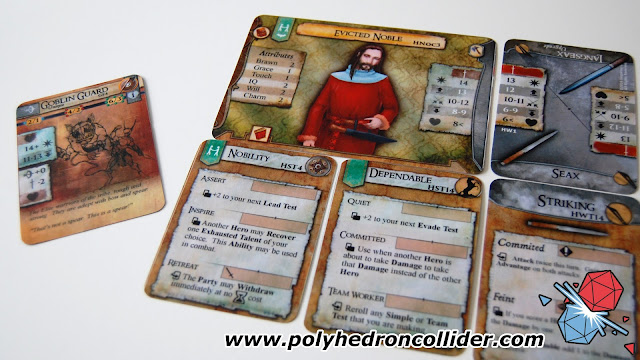 Legends Untold Kickstarter Review - character