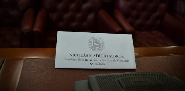 Tribunal Supremo en el exilio admite juicio contra Maduro y ordena prisión