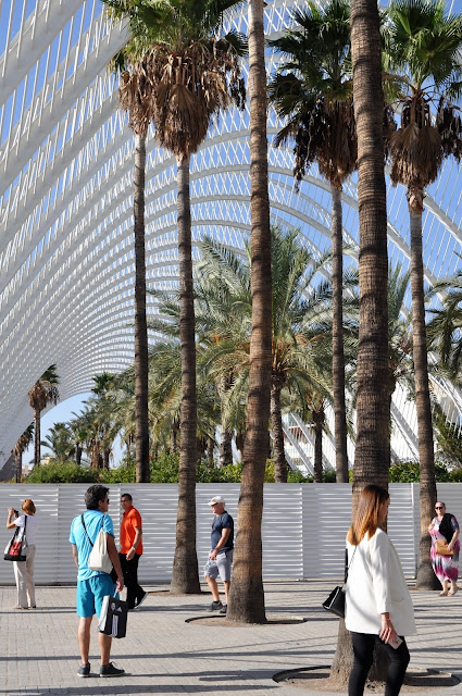 Notes from Valencia - The Must Visit City of Arts and Sciences, photo by modernbricabrac