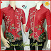 BTK143 Baju Batik Couple Kipas Modis Murah BMGShop