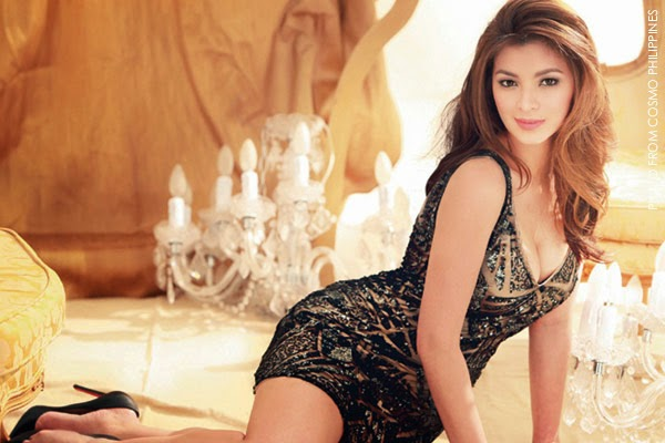 Angel Locsin FHM Sexiest 2014 Top 3