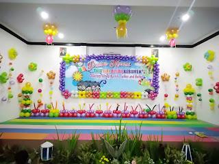 Jual Jasa Dekorasi Balon Ultah Anak  Di Jakarta