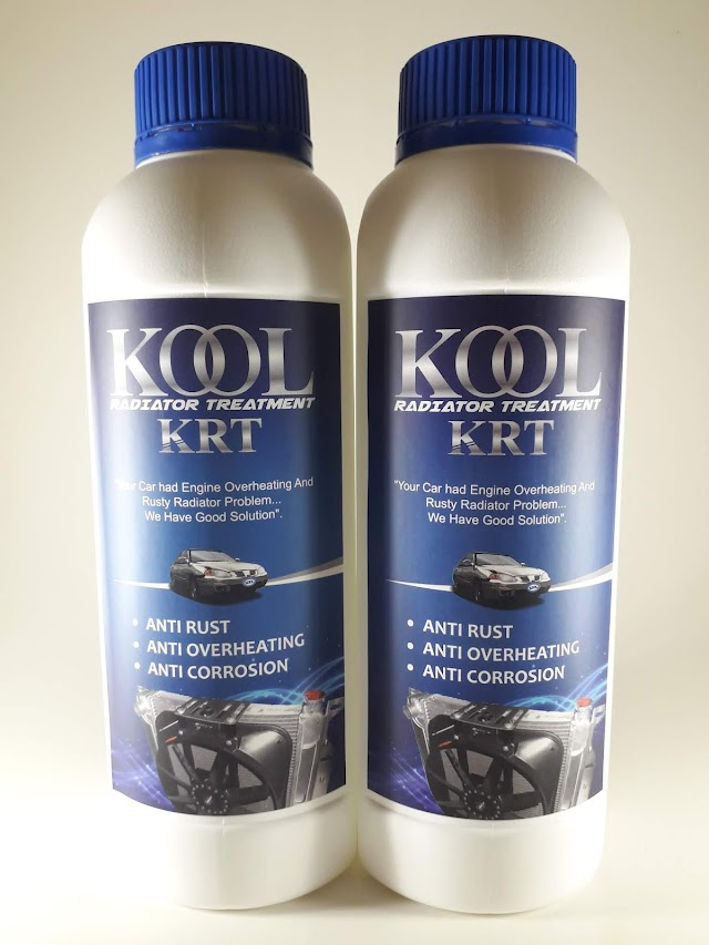 KOOL Radiator Treatment