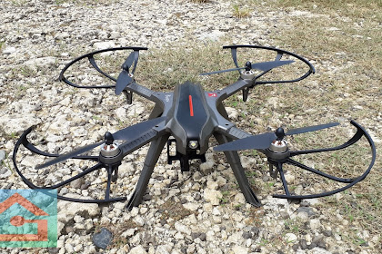 Cara Kalibrasi Drone MJX Bugs 3H dengan benar