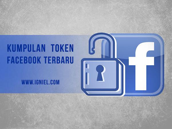 Kumpulan Token Facebook Permanen Terbaru 100% Work