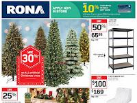 Rona Flyer Home & Garden valid December 14 - 20 , 2017