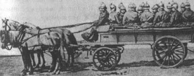 пожарный транспорт в крае и в 20-30-е годы