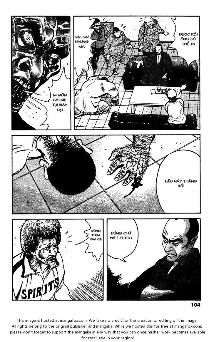 Oyaji chap 20 trang 8