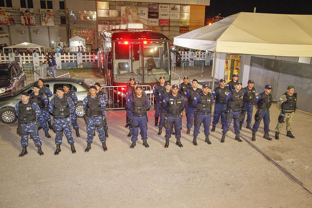 Centro de Formação da Guarda Civil de Mossoró (RN) é referência para outras Guardas no Brasil