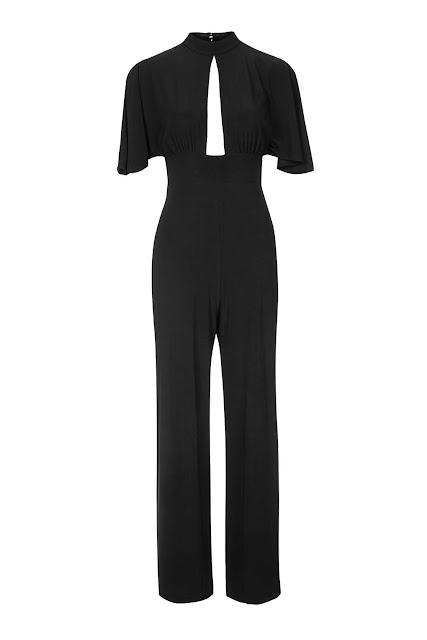 black kimono sleeve jumpsuit love, love black jumpsuit, black cape jumpsuit,