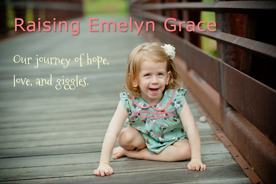 Raising Emelyn Grace